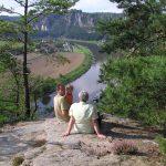Elbe und Rathener Felsenwelt sind ganz nah!