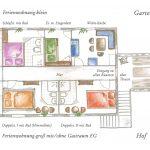 Grundriss 1. Etage